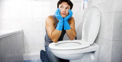 destaquear baños
