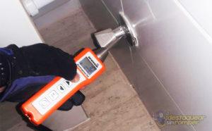 detector de filtraciones de agua